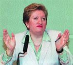 Парамонова Татьяна Владимировна, Первый заместитель председателя Центрального банка РФ
