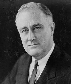 Рузвельт реферат по истории 3460