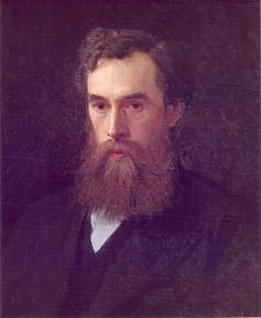 Третьяков Павел Михайлович (1832-1898) - известный московский собиратель картин